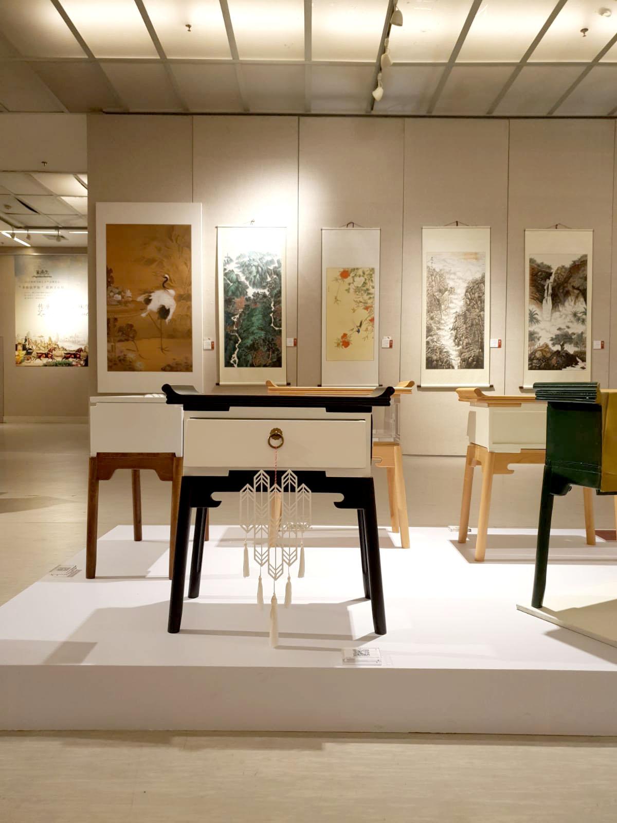 Collaborative Exhibition with Scene Shang in Xiamen, Fujian